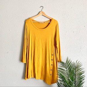Tops - HP 3/20/20•Mustard Tunic•